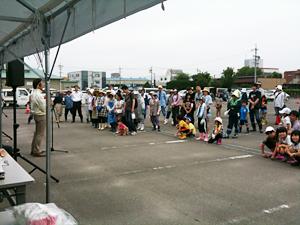 2010 市民参加体験型イベント 第二弾「収穫体験」
